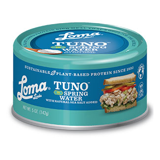 Tuno in Spring Water by Loma Linda Blue - 5 oz. small can MAIN
