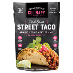 Urban Accents Plant-Based Street Taco Ground Veggie Meatless Mix THUMBNAIL