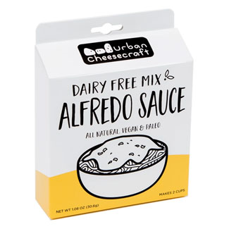 Alfredo Cheese Sauce Kit by Urban Cheesecraft MAIN