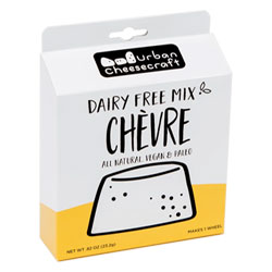 Chèvre Cheese Wheel Mix by Urban Cheesecraft THUMBNAIL