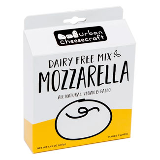Mozzarella Cheese Wheel Mix by Urban Cheesecraft MAIN
