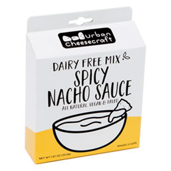 Spicy Nacho Cheese Sauce Kit by Urban Cheesecraft THUMBNAIL