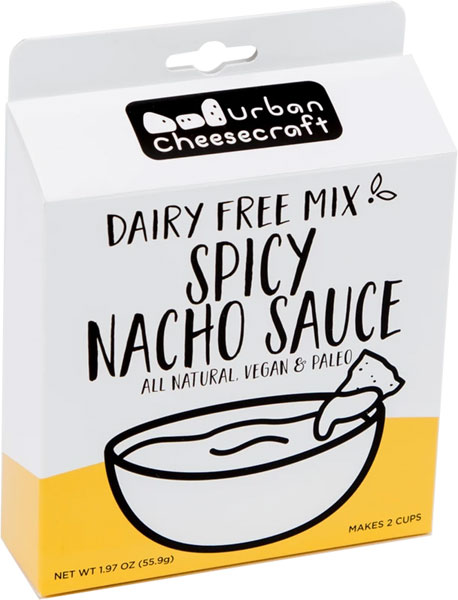 Spicy Nacho Cheese Sauce Kit by Urban Cheesecraft LARGE