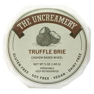 The Uncreamery Truffle Brie Wheel MAIN