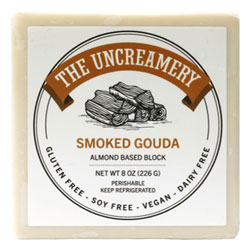 The Uncreamery Smoked Gouda Block THUMBNAIL