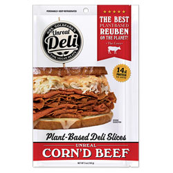 Corn'd Beef Plant-Based Deli Slices by Unreal Deli THUMBNAIL