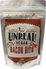 Unreal Vegan Bacon Bits by Louisville Jerky Co.