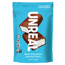 Unreal Dark Chocolate Coconut Bars THUMBNAIL