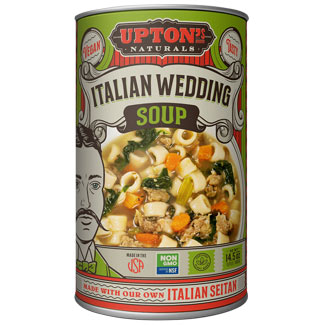 Upton's Naturals Italian Wedding Soup MAIN