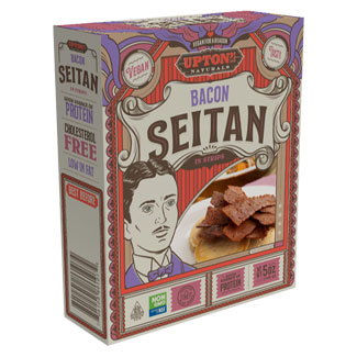 Bacon Style Seitan Strips by Upton's Naturals MAIN