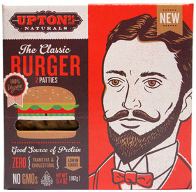 Upton's Naturals Classic Burger Patties