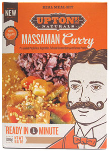 Upton's Naturals Massaman Curry Real Meal Kit