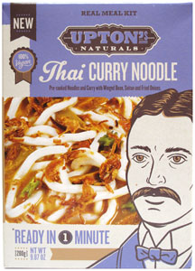 Upton's Naturals Thai Curry Noodle Real Meal Kit
