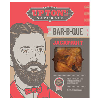 Jackfruit Shreds by Upton's Naturals - Bar-B-Que MAIN