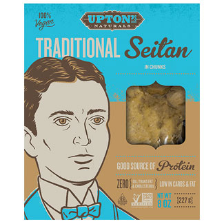 Upton's Naturals Traditional Seitan MAIN