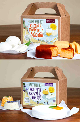 Vegan Cheese Making Kits by Urban Cheesecraft