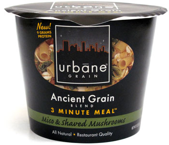 Miso & Shaved Mushroom 3 Minute Meal Cup by Urbane Grain