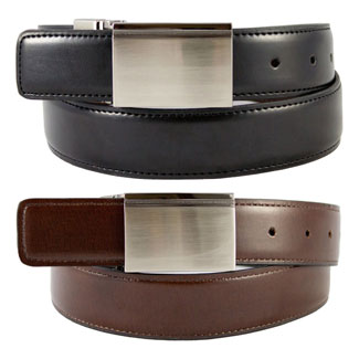 "Alexander Reversible Belt by The Vegan Collection - Large (36"") MAIN"