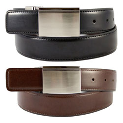 "Alexander Reversible Belt by The Vegan Collection - Medium (34"") THUMBNAIL"