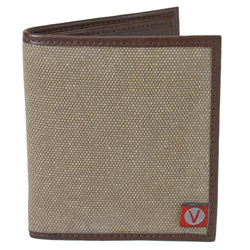 Brighton Bi-Fold Wallet by The Vegan Collection THUMBNAIL