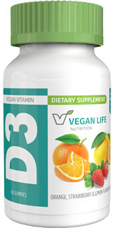 Vitamin D3 Gummies by Vegan Life Nutrition_LARGE