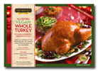 Vegan Whole Turkey by Vegetarian Plus