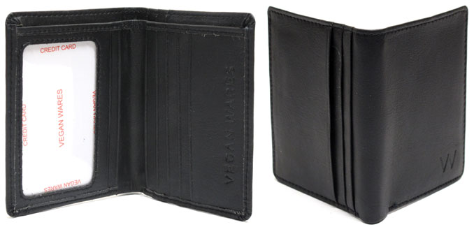 Bi-Fold Credit Card Holder by VeganWares