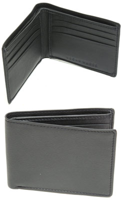 Simple Bi-Fold Wallet by Vegan Wares