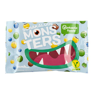 Vantastic Monsters Chocolate Beans Candies MAIN