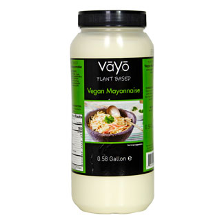 Vayo Plant-Based Original Vegan Mayonnaise - 0.58 gallon bulk size MAIN