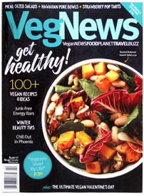 VegNews Magazine - February 2017