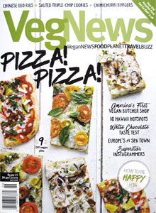 VegNews Magazine - June 2016