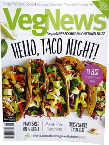 Veg News Magazine - June 2017