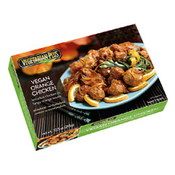 Orange Chicken by Vegetarian Plus THUMBNAIL