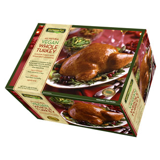 Vegan Whole Turkey by Vegetarian Plus MAIN