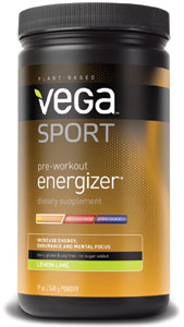 Vega Sport Pre-Workout Energizer - 30 Serving Container