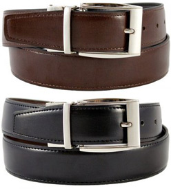 Julian Reversible Belt by The Vegan Collection