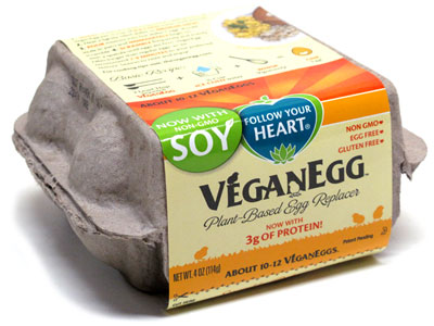 VeganEgg 100% Plant-Based Egg Replacer by Follow Your Heart