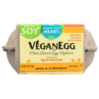VeganEgg 100% Plant-Based Egg Replacer by Follow Your Heart MAIN