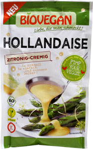 Organic Vegan Hollandaise Sauce Mix by Biovegan