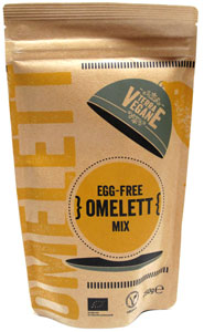 Egg-Free Omelett Mix by Terra Vegane