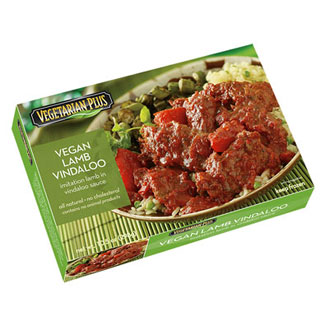 Lamb Vindaloo by Vegetarian Plus MAIN