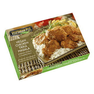 Chicken Tikka Masala by Vegetarian Plus LARGE