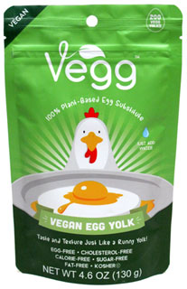 The Vegg Vegan Egg Yolk Cooking Alternative