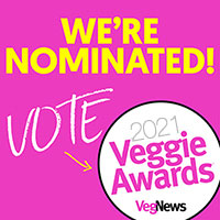 2021 Veggie Awards Nominee