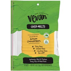 Vevan Cheese Slices - Ched-Melts THUMBNAIL