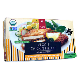 Organic Chickin Fillets by Viana MAIN