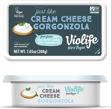 Violife Just Like Cream Cheese Spreads