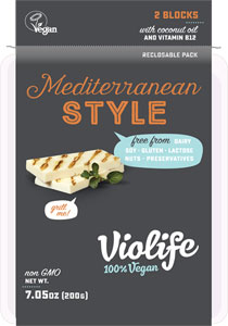 "Violife Mediterranean Style ""Grillable"" Cheese"