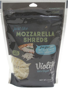 Violife Just Like Mozzarella Shreds